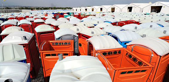 Champion Portable Toilets in Minneapolis, MN